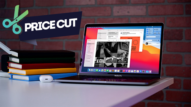 Apple M1 MacBook Pro with price cut tag