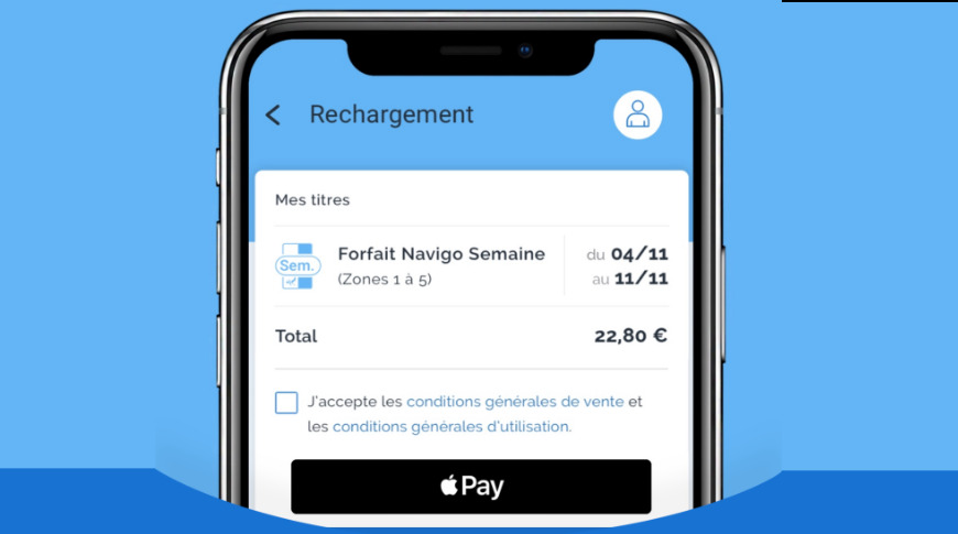 photo of Apple Pay and NFC functionality comes to Paris Navigo pass app image