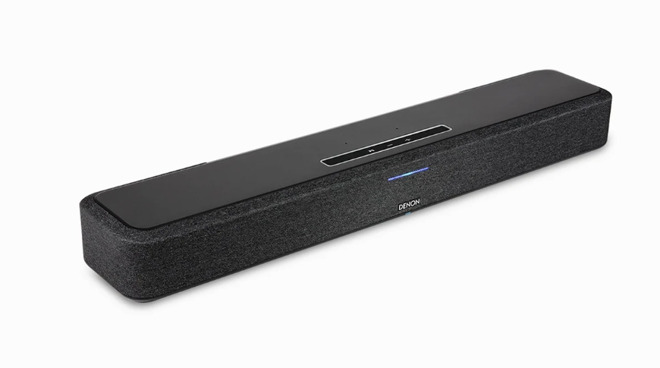 photo of Denon Home Sound Bar 550 has Dolby Atmos and AirPlay 2 support image