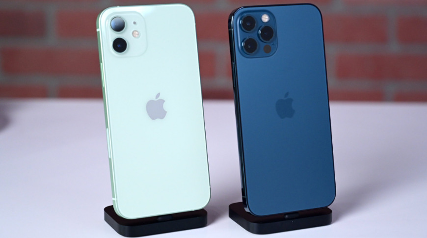 The iPhone 12 and iPhone 12 Pro are protected by the Secure Enclave