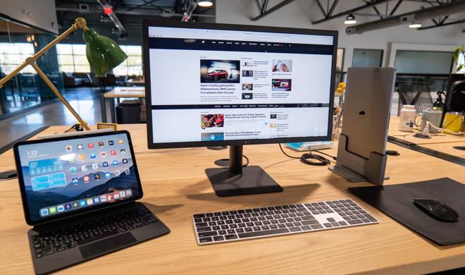 M1 MacBook Docking