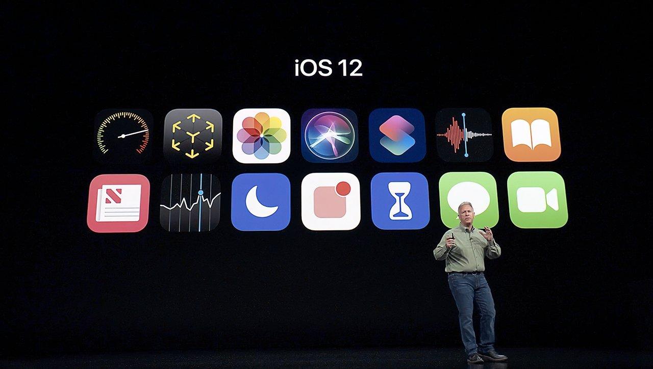 Apple introducing iOS 12