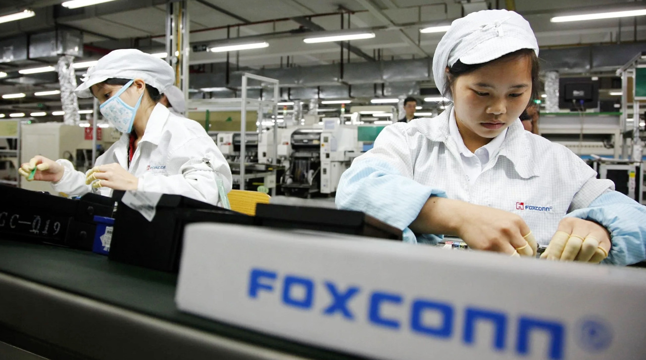 Foxconn unit receives business license for $270 mln Vietnam plant