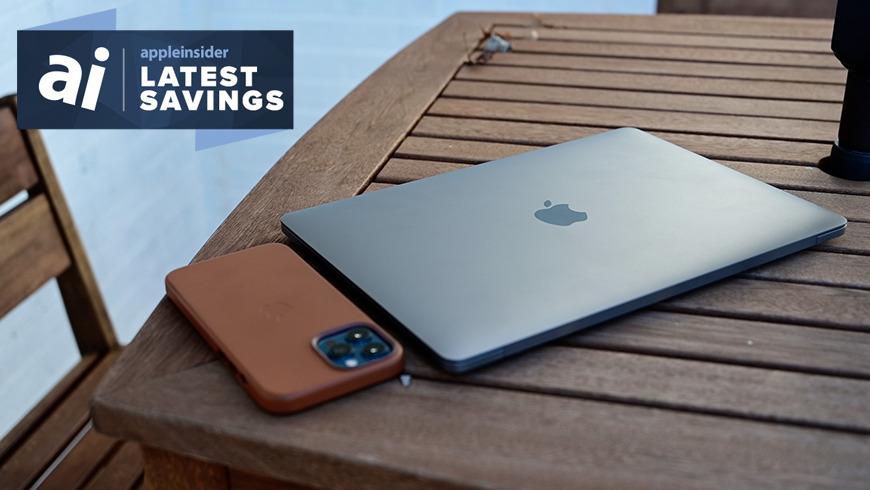 Deals: M1 MacBook Pro 13-inch $150 off, plus $60 off AppleCare
