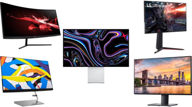 Best monitors for your M1-based MacBook Pro, Mac mini, MacBook Air