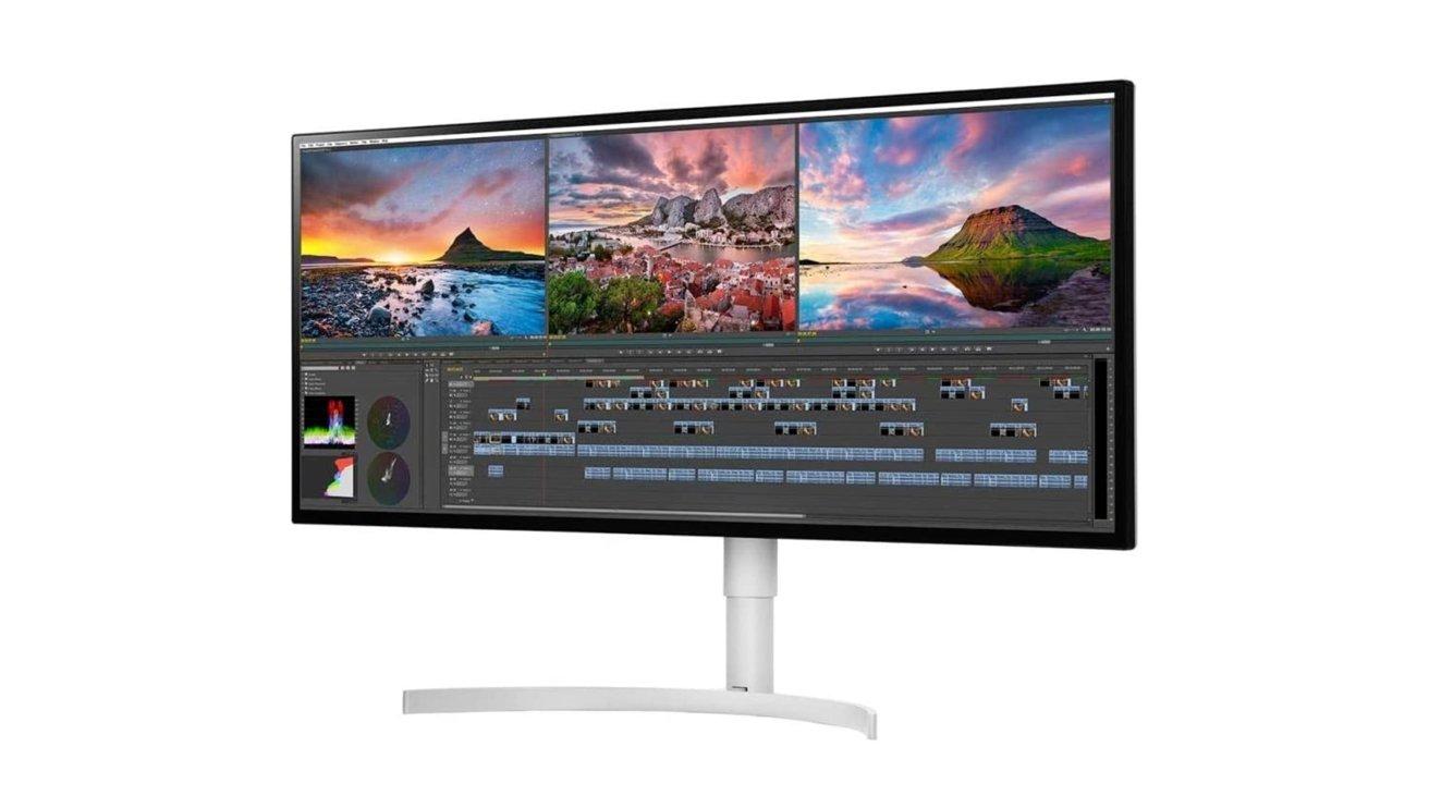 LG UltraFine 34-inch 5K 34BK95U-W