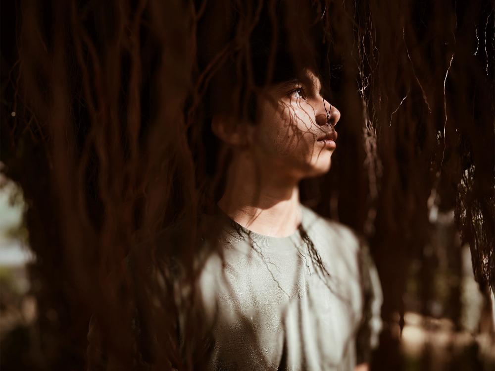 Портрет сделан на iPhone 12 Pro Max Рохитом Вохрой, Индия.
