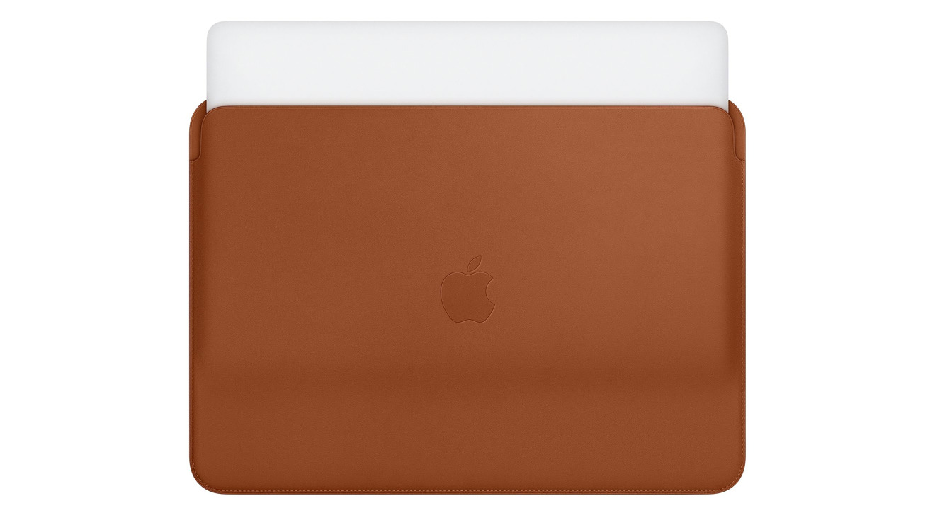 Apple Leather Sleeve