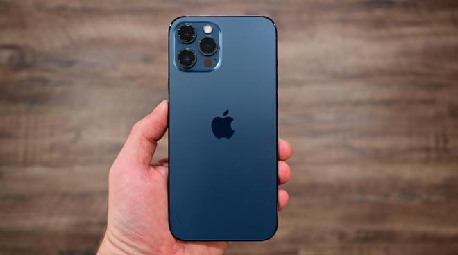 The iPhone 12 Pro Max matches iPhone 12 demand