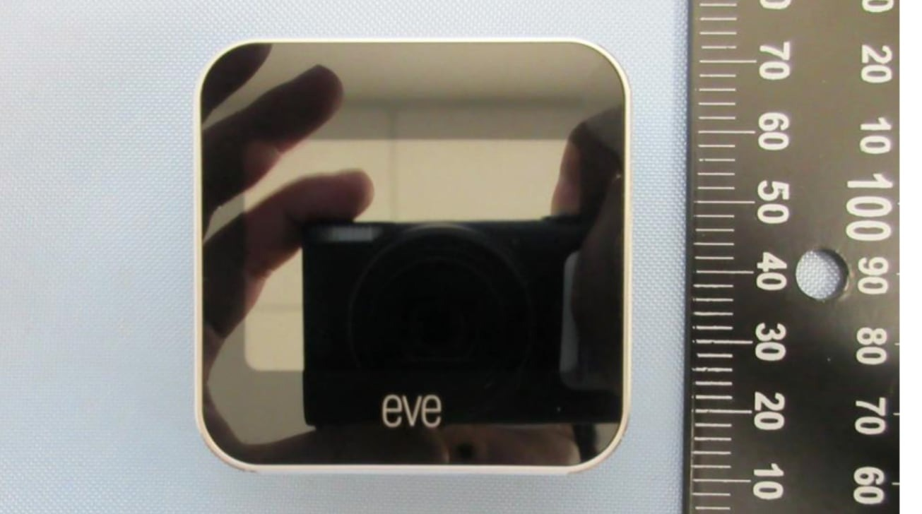 photo of FCC filing reveals HomeKit-enabled Eve Weather with Thread support image