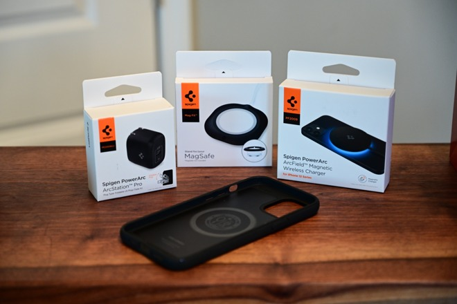 Spigen's new MagSafe compatible lineup