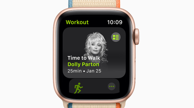Musician and businesswoman Dolly Parton is among the first of the
