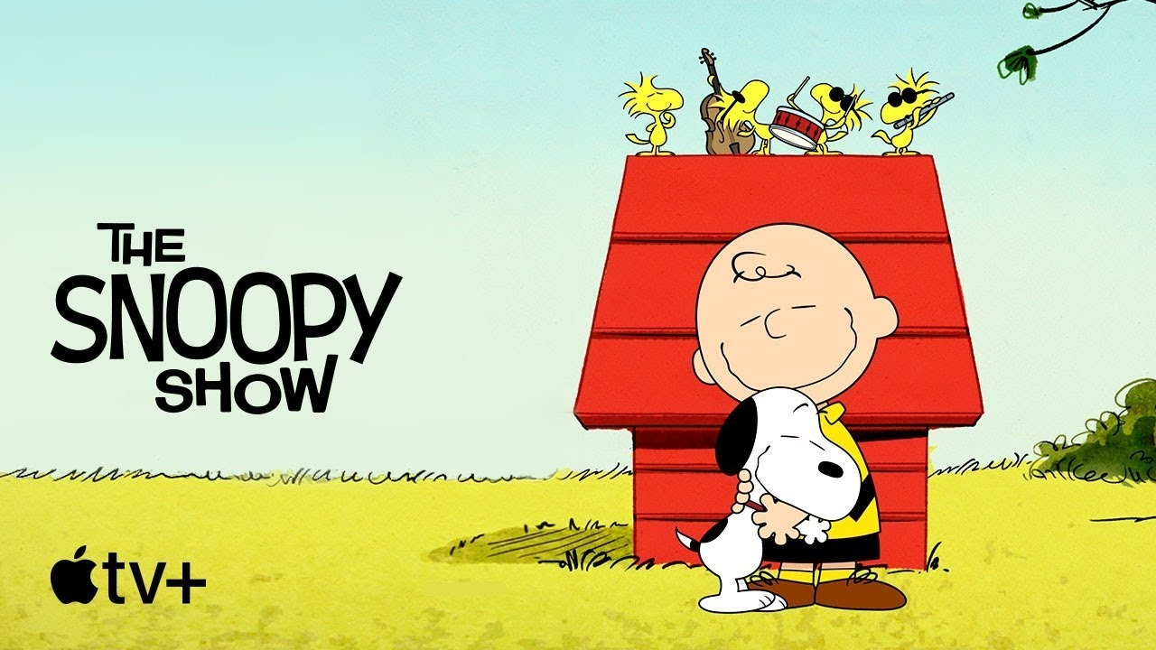 Snoopy Is Back with All-New Adventures in The Snoopy Show Trailer
