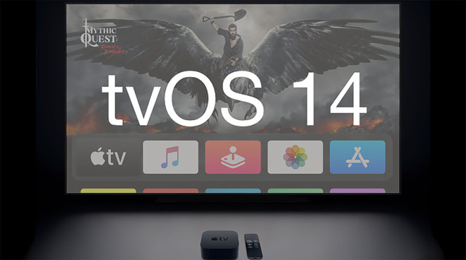 Apple released tvOS 14.4 to the public today
