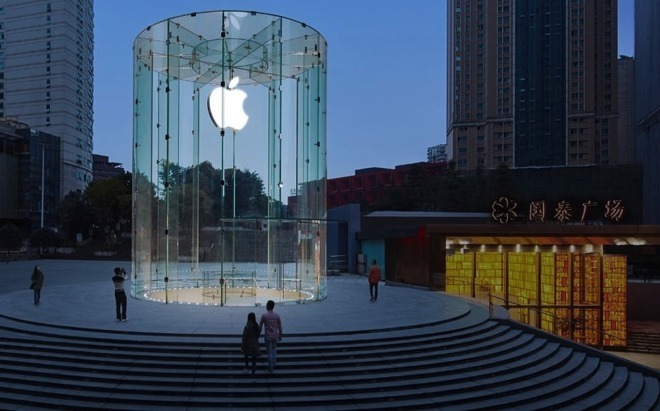 Apple sees significant growth in China -- not just for iPhone