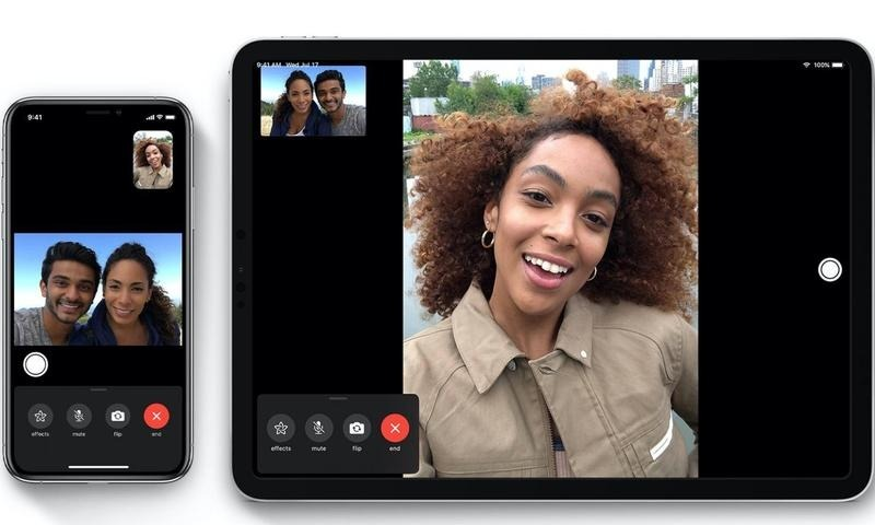 photo of Apple broke record for FaceTime call volume over holidays image