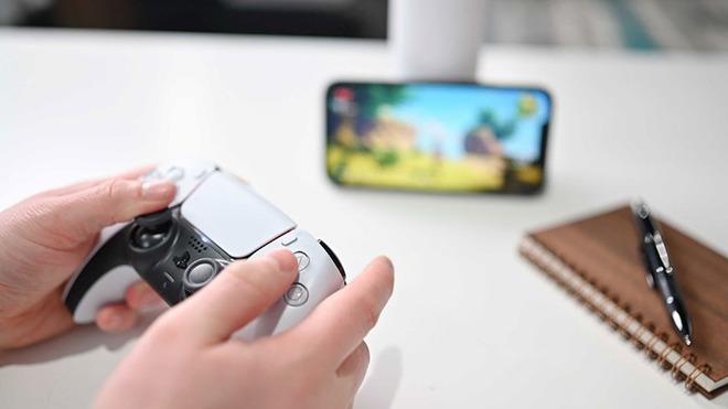 iOS 14.5 beta Gaming