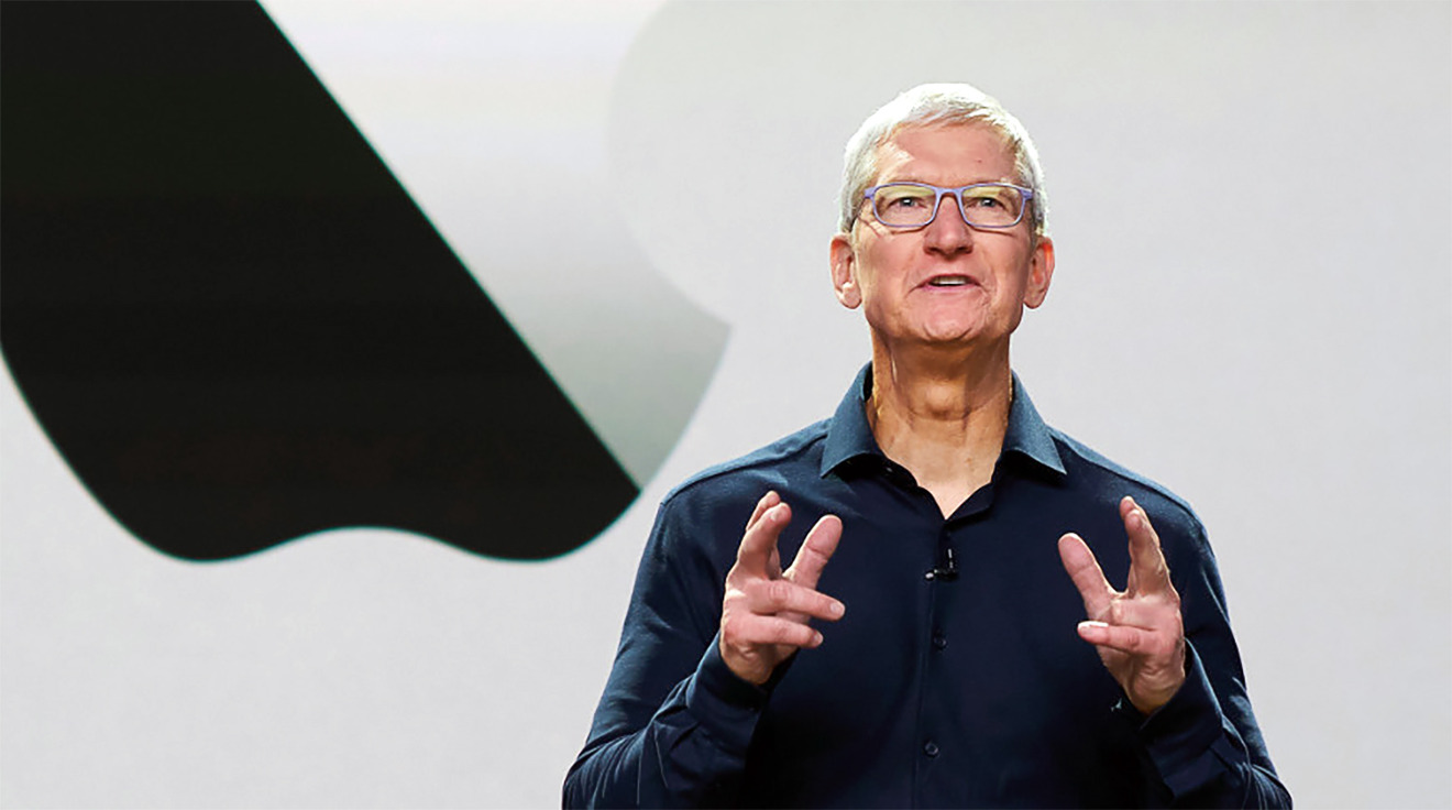 Apple brought in a staggering $111.4B in Q1 2021