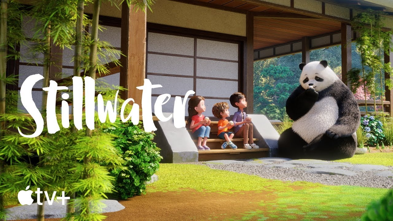 Apple Collaborates on Calm Children's Meditation Series, Releases 27-minute 'Stillwater' Special