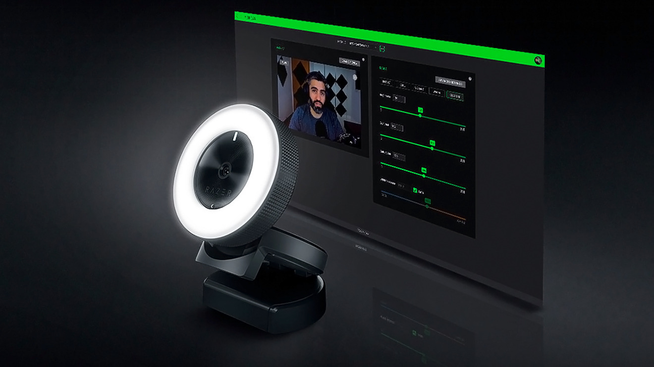 The Razer Kiyo is convenient, but integrating webcam and light into one device may not always be ideal