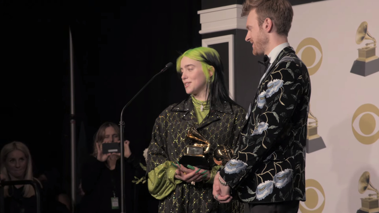 Billie Eilish Gives Us A Second Glimpse Into Upcoming Documentary