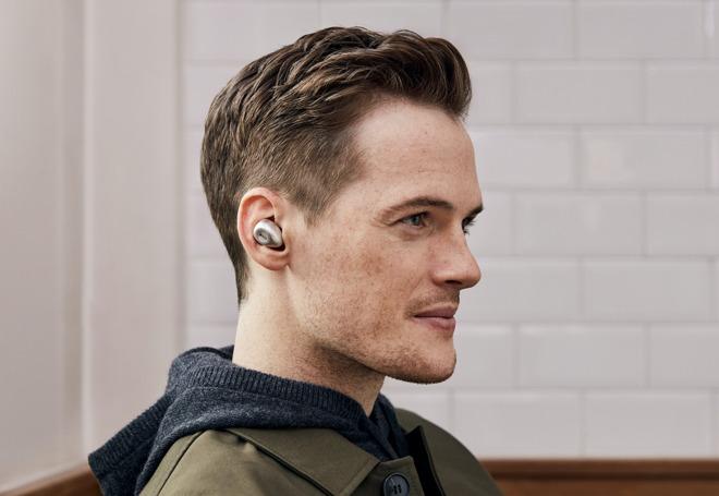 Kef Mu3 earbuds