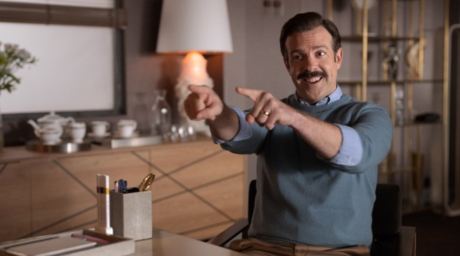 'Ted Lasso' grabs two Golden Globe nominations