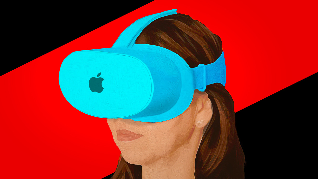 Apple's VR headset may cost as much as $3,000