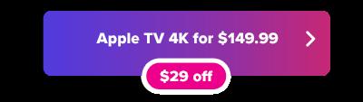 Кнопка сделки с Apple TV