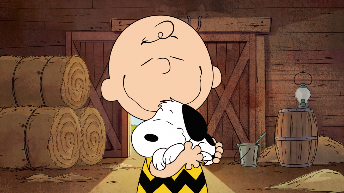 Episode 1. Snoopy and Charlie Brown in