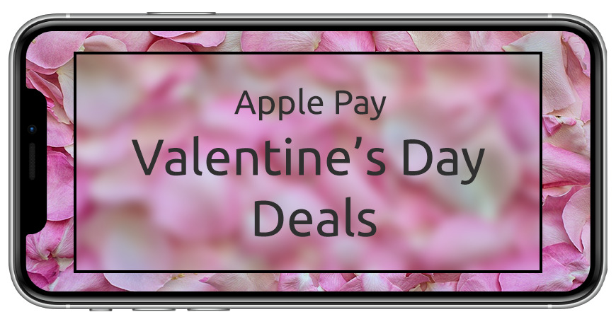 Apple Pay Celebrates Valentine's Day With Holiday Deals
