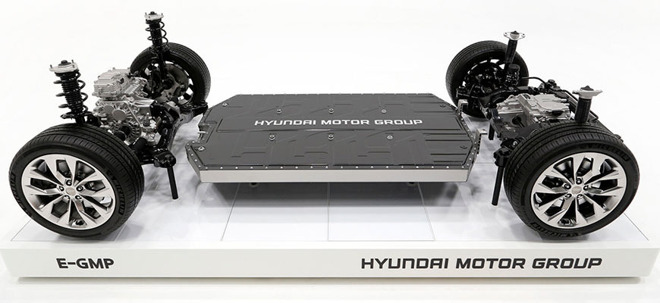 The Hyundai E-GMP was an electric vehicle platform that was once predicted to power the Apple Car.