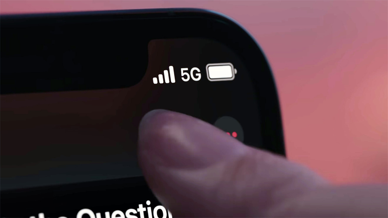 It's possible Apple will add 5G to the Apple Watch in 2021