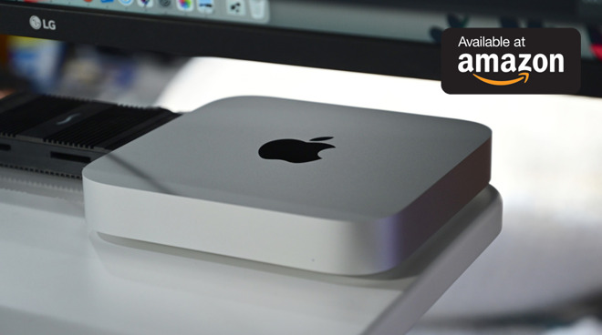 Apple's new Mac mini M1 dips to lowest price ever at Amazon