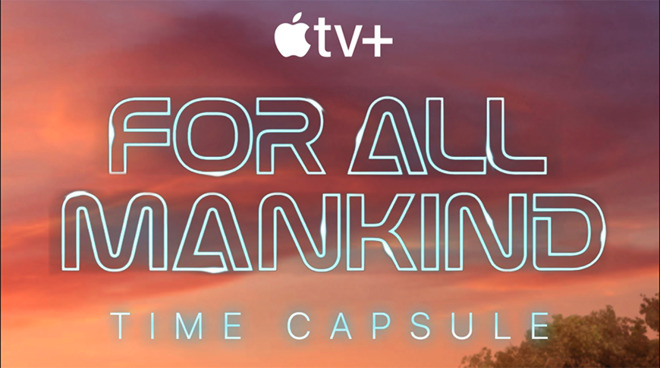 Apple releases 'For All Mankind: Time Capsule' AR experience