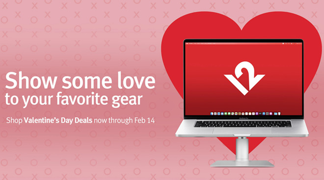 Twelve South Valentine's Day deals on iPhone accessories