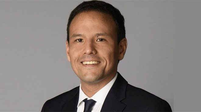 French Digital Minister Cedric O