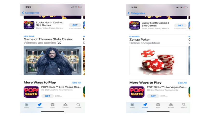Apple Slapped With Class Action Suit Over Gambling Apps Appleinsider