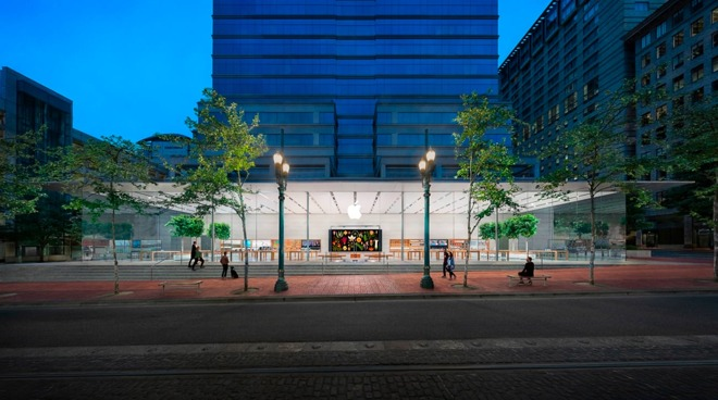 Portland Apple Store to reopen Monday after nine months of closure