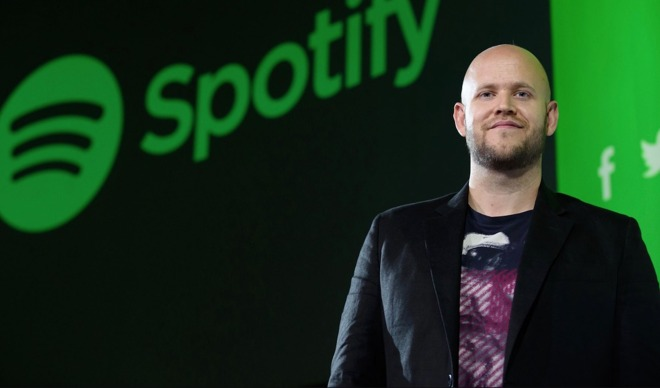 Spotify CEO charts path to profitability, challenging Apple Music in interview