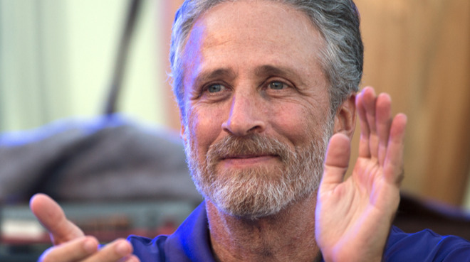 Jon Stewart lines up staff for upcoming Apple TV+ show