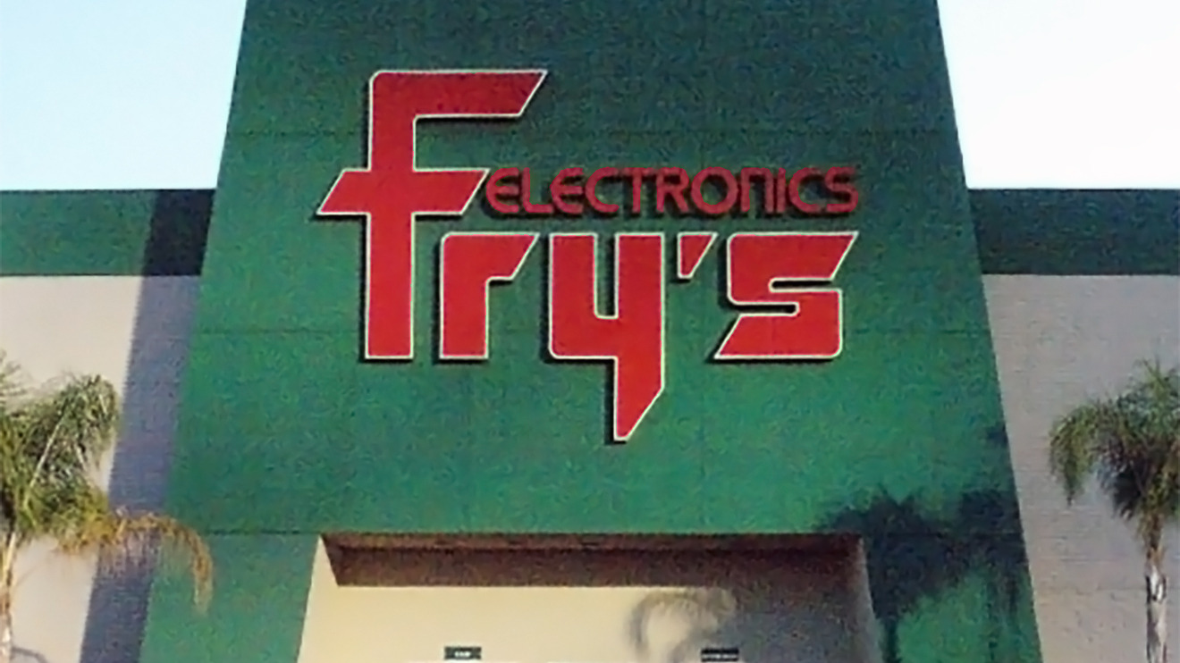 Fry's is ceasing operations immediately, closing physical stores and its online presence