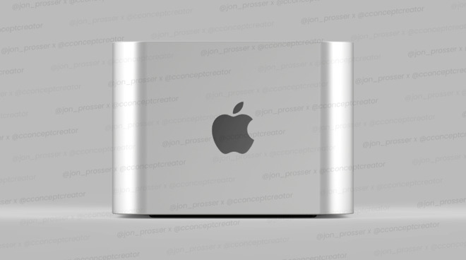 The small Mac Pro from <a href=