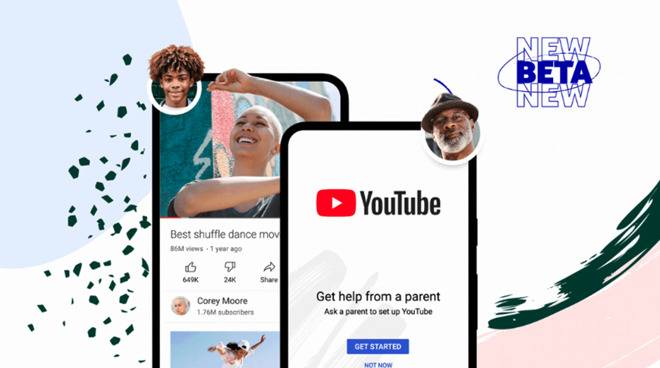 YouTube announces plan to allow supervised browsing of YouTube for tweens and teens