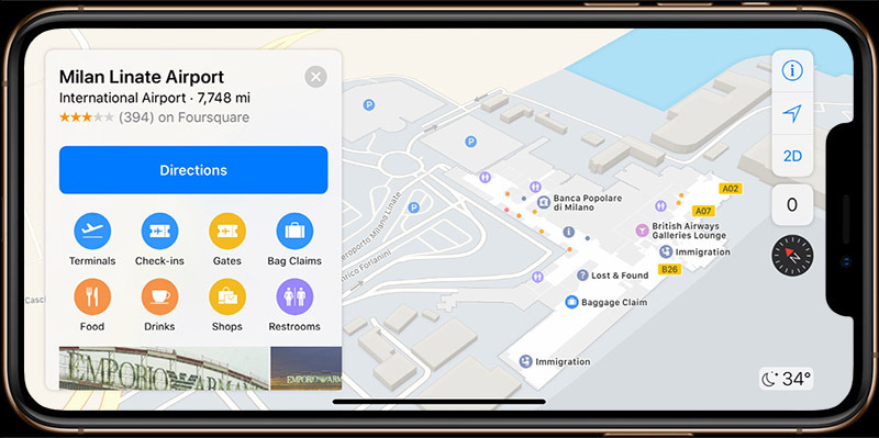 photo of Apple's indoor mapping format adopted as community standard image
