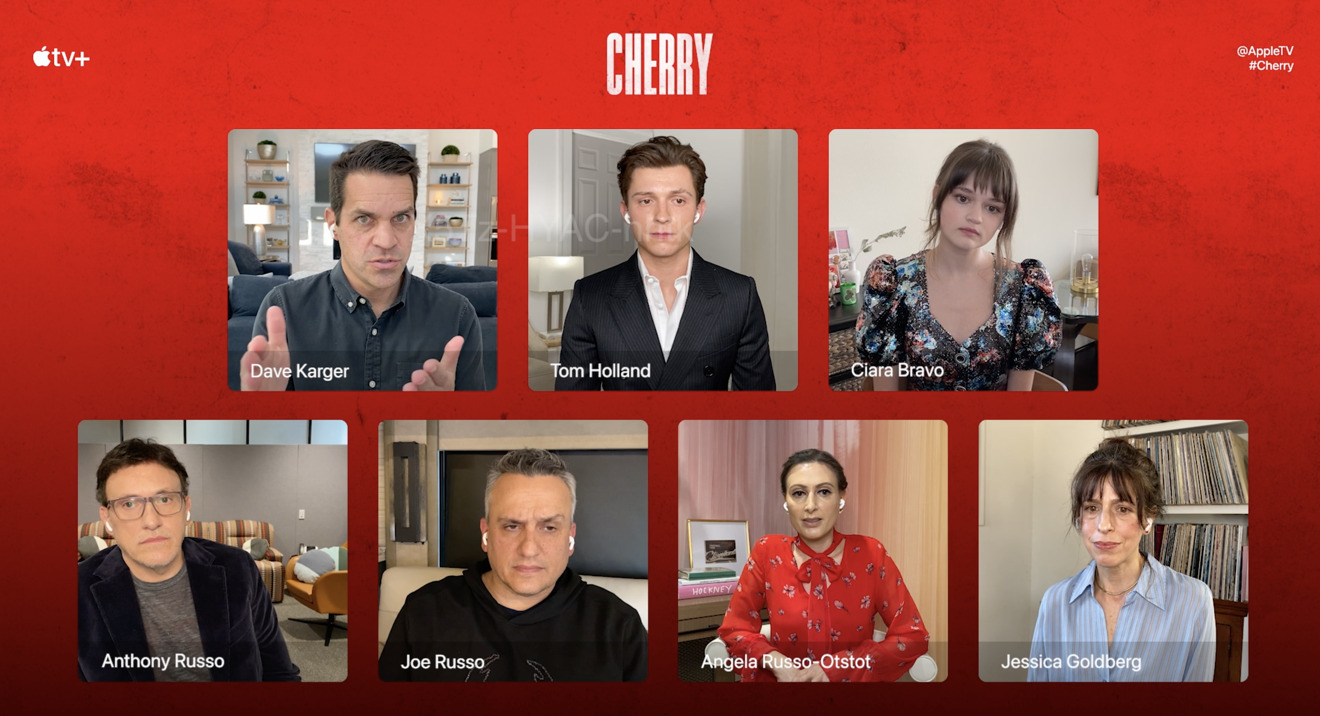 Apple TV+ 'Cherry' is a personal homecoming for directors Anthony and Joe Russo