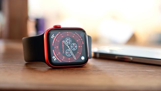 Aluminum Apple Watch Series 6