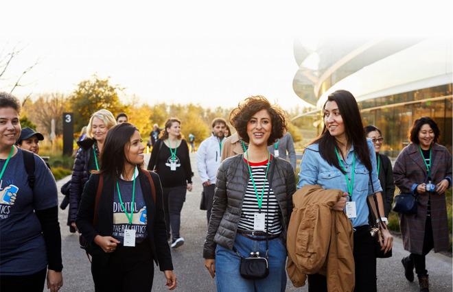 Apple renewed its Entrepreneur Camp for women app developers