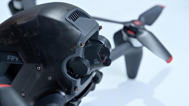 DJI FPV drone 4K camera