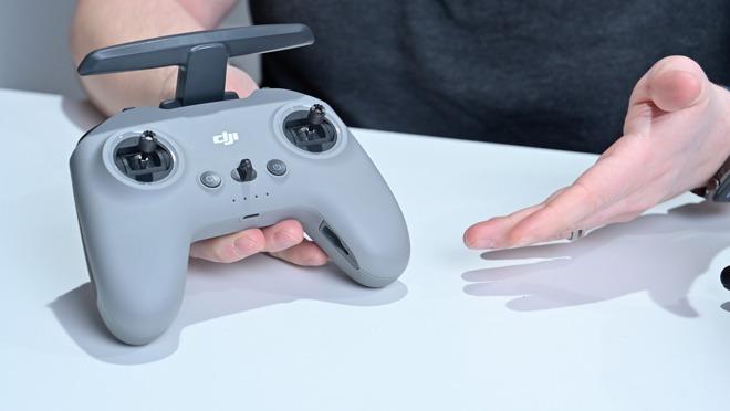 DJI FPV drone controller
